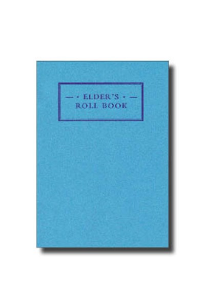 CA06 Elder's Roll Book