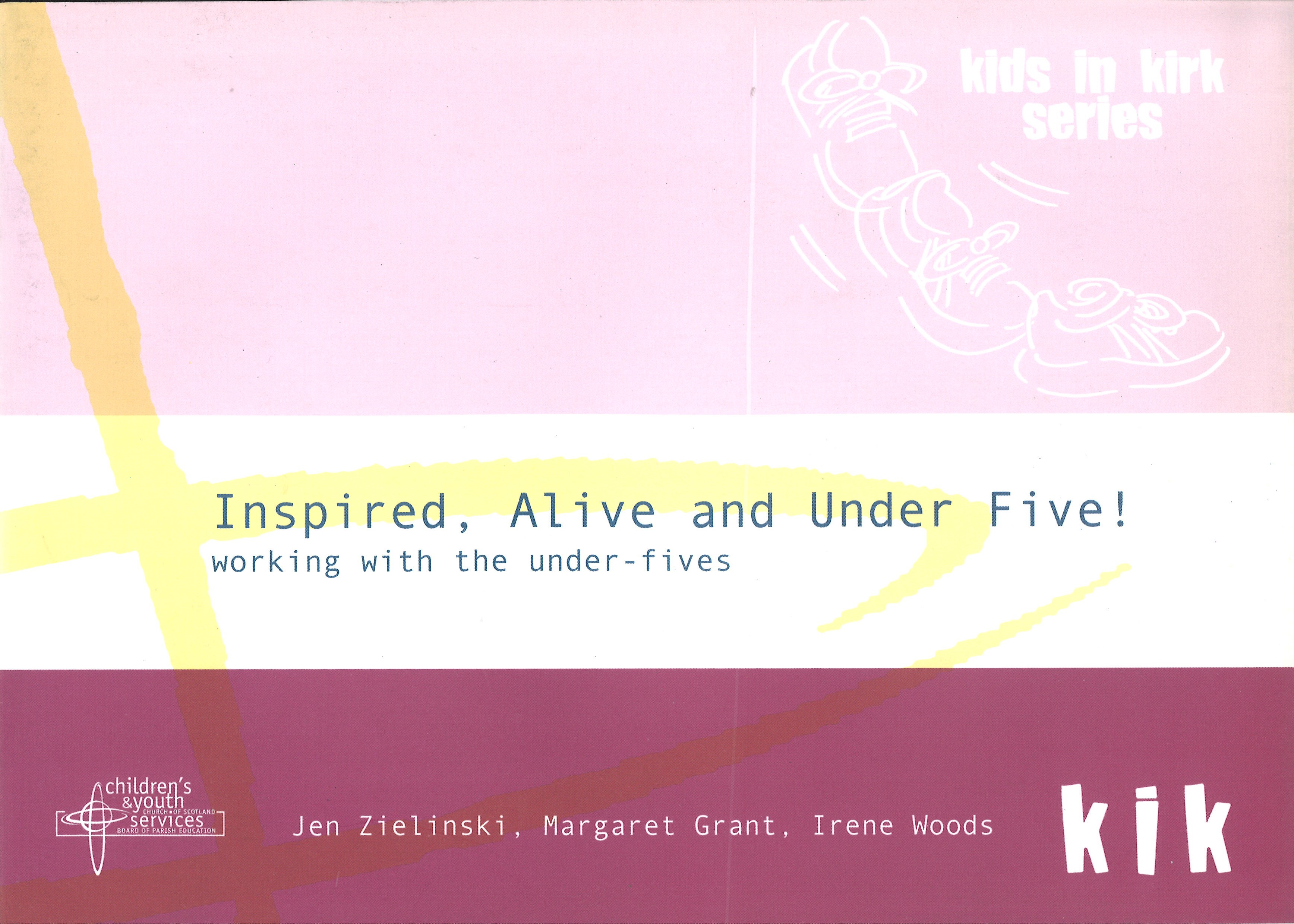 Inspired, Alive and Under Five!