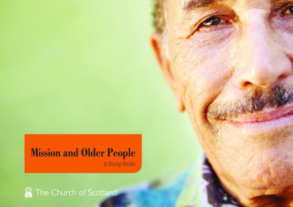 Mission and Older People