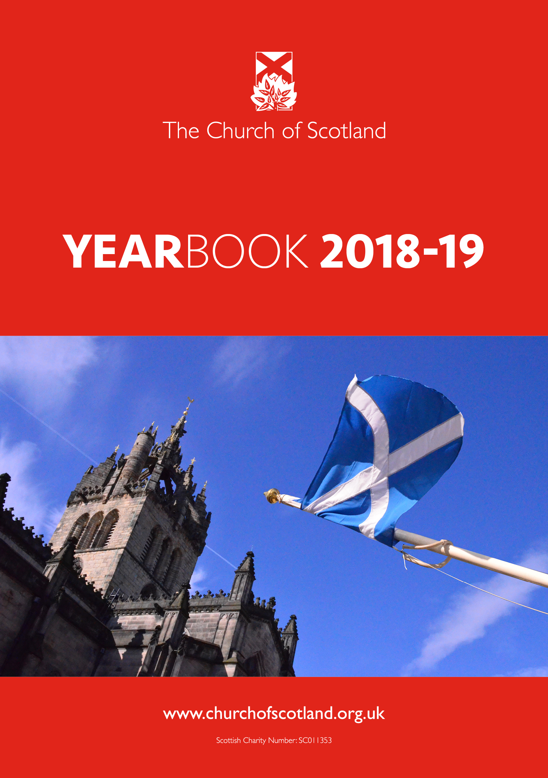 Church Of Scotland Year Book 2018-19
